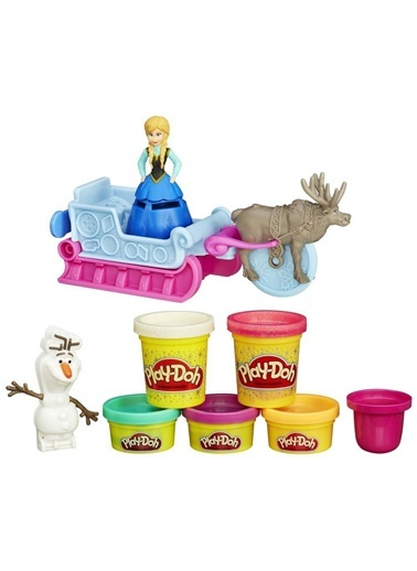 Play Doh Frozen Oyun Seti-Play-Doh